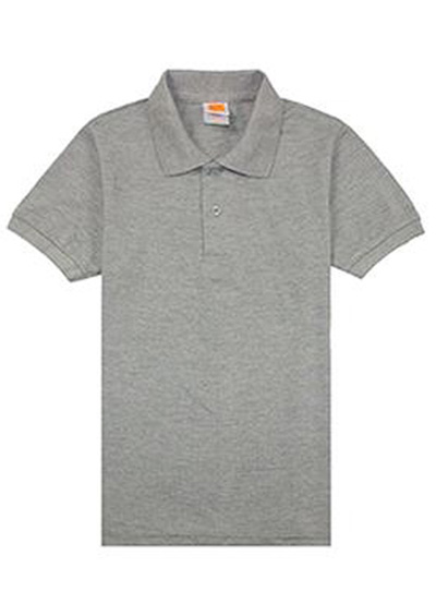 夏季工作服纯色T恤衫短袖